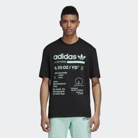 42a6997b Adidas Originals Kaval Built for Purpose Shirt NWT